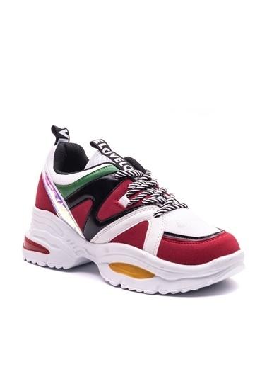 Mille Sneakers Kırmızı
